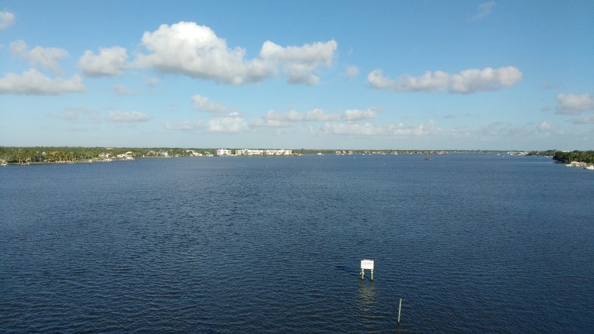 Admiralty from St Lucie Bridge