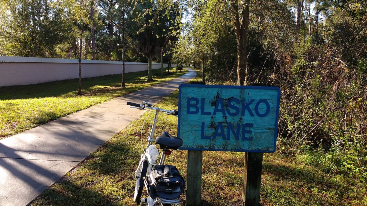 Blasko Lane