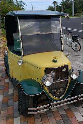 Carrito de Golf / Rolls Royce / GolfCart